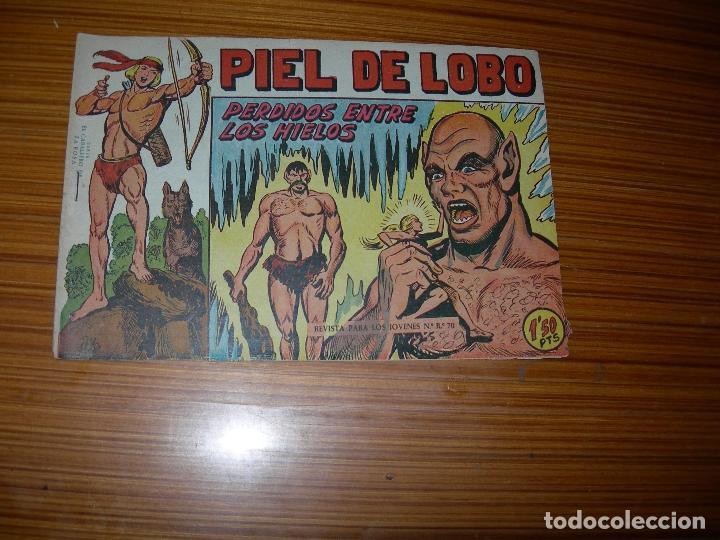 PIEL DE LOBO Nº 17 EDITA MAGA (Tebeos y Comics - Maga - Piel de Lobo)