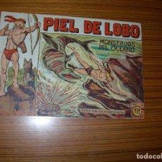 Tebeos: PIEL DE LOBO Nº 7 EDITA MAGA . Lote 144255294