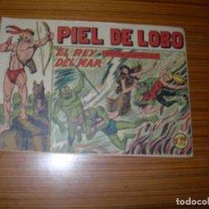 Tebeos: PIEL DE LOBO Nº 16 EDITA MAGA . Lote 144255650