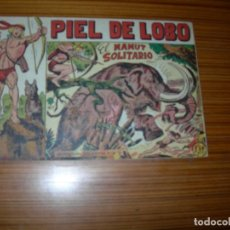 BDs: PIEL DE LOBO Nº 11 EDITA MAGA . Lote 144255810