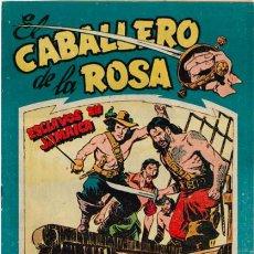 Tebeos: EL CABALLERO DE LA ROSA Nº 2 - IMPECABLE. Lote 144519694