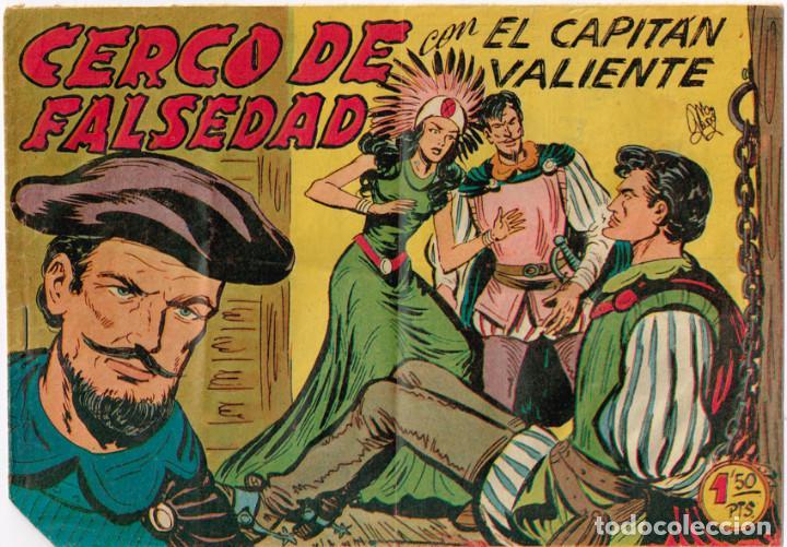 EL CAPITAN VALIENTE Nº 16 - NUEVO (Tebeos y Comics - Maga - Otros)