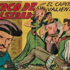 Tebeos: EL CAPITAN VALIENTE Nº 16 - NUEVO. Lote 144520250