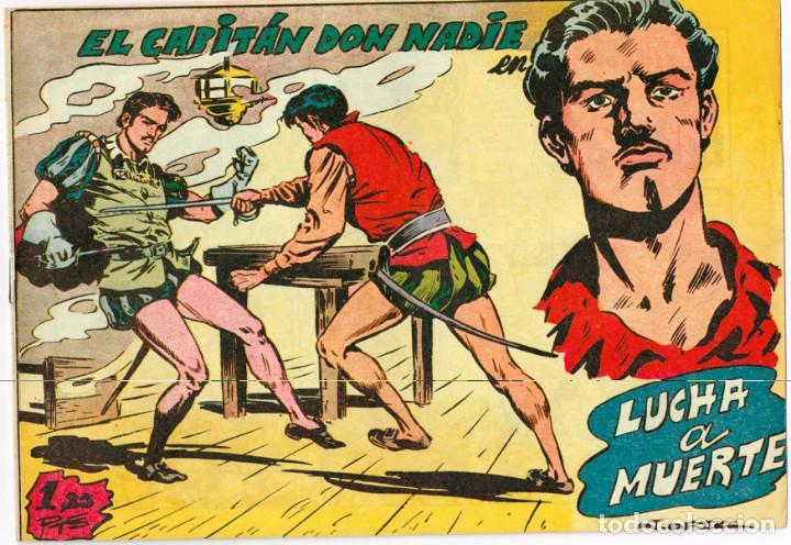 EL CAPITAN DON NADIE Nº 13 (SIN ABRIR) (Tebeos y Comics - Maga - Otros)