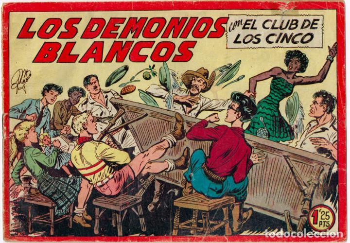 EL CLUB DE LOS CINCO Nº 3 (Tebeos y Comics - Maga - Otros)