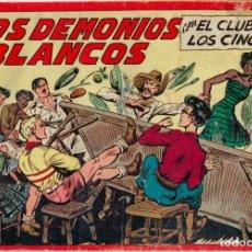 Tebeos: EL CLUB DE LOS CINCO Nº 3. Lote 144616046