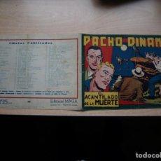 Tebeos: PACHO DINAMITA - NÚMERO 95 - ORIGINAL - MAGA. Lote 144753802