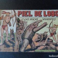 Tebeos: PIEL DE LOBO Nº 35 EDITORIAL MAGA ORIGINAL . Lote 145308134