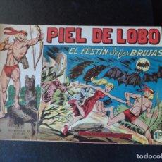 Tebeos: PIEL DE LOBO Nº 26 EDITORIAL MAGA ORIGINAL. Lote 145309214