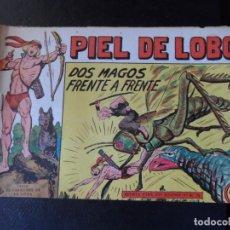 Tebeos: PIEL DE LOBO Nº 22 EDITORIAL MAGA ORIGINAL. Lote 145309370