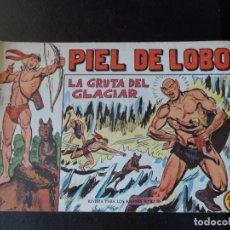 Tebeos: PIEL DE LOBO Nº 18 EDITORIAL MAGA ORIGINAL. Lote 145309962