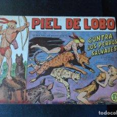 Tebeos: PIEL DE LOBO Nº 9 EDITORIAL MAGA ORIGINAL. Lote 145312462