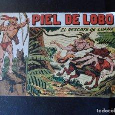 Tebeos: PIEL DE LOBO Nº 5 EDITORIAL MAGA ORIGINAL. Lote 145312638