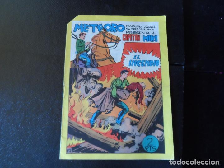 EL CAPITAN MIKI , EL PEQUEÑO HEROE Nº 4 ORIGINAL EDITORIAL MAGA 1964 (Tebeos y Comics - Maga - Pequeño Héroe)