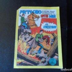 Tebeos: EL CAPITAN MIKI , EL PEQUEÑO HEROE Nº 4 ORIGINAL EDITORIAL MAGA 1964 . Lote 145335106