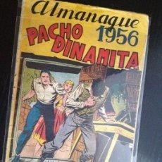 Tebeos: ALMANAQUE 1956. Lote 145415502