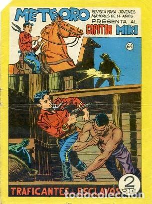 CAPITAN MIKI Nº 64 (Tebeos y Comics - Maga - Otros)
