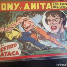 Tebeos: Nº99 EL MESTIZO ATACA. Lote 145500222
