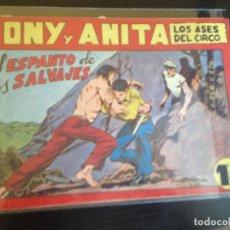 Tebeos: Nº103 EL ESPANTO DE LOS SALVAJES. Lote 145500414