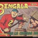 Tebeos: BENGALA (2ª PARTE) - MAGA Nº 40. Lote 146058742