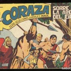 BDs: CORAZA - MAGA Nº 23. Lote 146066830