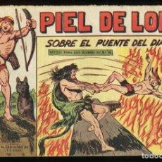 Tebeos: PIEL DE LOBO - MAGA 64. Lote 146071754