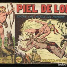 Tebeos: PIEL DE LOBO - MAGA Nº 47. Lote 146072178