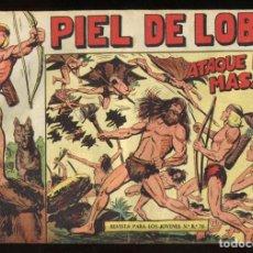 Tebeos: PIEL DE LOBO - MAGA 13. Lote 146073066
