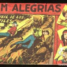 Tebeos: JIM ALEGRÍAS - MAGA Nº 5. Lote 146075686