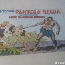 Tebeos: EDITORIAL MAGA ORIGINAL COLECCION PEQUEÑO PANTERA Nº262 CON EL TIEMPO JUSTO. Lote 146236498