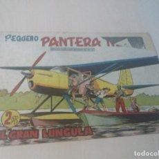 Tebeos: EDITORIAL MAGA ORIGINAL COLECCION PEQUEÑO PANTERA Nº289 EL GRAN LUNGULA. Lote 146242682