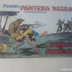 Tebeos: EDITORIAL MAGA ORIGINAL COLECCION PEQUEÑO PANTERA Nº290 SUEÑOS DE AMBICION. Lote 146242910