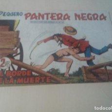 Tebeos: EDITORIAL MAGA ORIGINAL COLECCION PEQUEÑO PANTERA Nº295 AL BORDE DE LA MUERTE. Lote 146243218