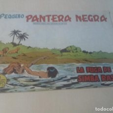 Tebeos: EDITORIAL MAGA ORIGINAL COLECCION PEQUEÑO PANTERA Nº301 LA FUGA DE SIMBA RAS. Lote 146243506