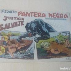 Tebeos: EDITORIAL MAGA ORIGINAL COLECCION PEQUEÑO PANTERA Nº311 JUSTICIA SALVAJE. Lote 146244150
