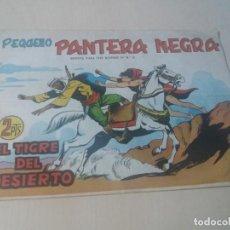 Tebeos: EDITORIAL MAGA ORIGINAL COLECCION PEQUEÑO PANTERA Nº318 EL TIGRE DEL DESIERTO. Lote 146244550