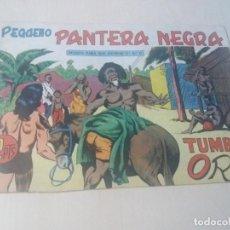 Tebeos: EDITORIAL MAGA ORIGINAL COLECCION PEQUEÑO PANTERA Nº321 TUMBA DE ORO. Lote 146244934