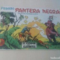 Tebeos: EDITORIAL MAGA ORIGINAL COLECCION PEQUEÑO PANTERA Nº322 EL CAZADOR DE ELEFANTES. Lote 146245034