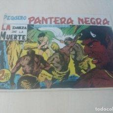 Tebeos: EDITORIAL MAGA ORIGINAL COLECCION PEQUEÑO PANTERA Nº323 LA DANZA DE LA MUERTE. Lote 146245150