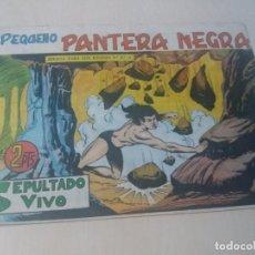 Tebeos: EDITORIAL MAGA ORIGINAL COLECCION PEQUEÑO PANTERA Nº324 SEPULTADO VIVO. Lote 146245254