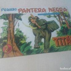 Tebeos: EDITORIAL MAGA ORIGINAL COLECCION PEQUEÑO PANTERA Nº325 TITAN. Lote 146245394