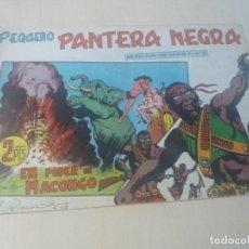 Tebeos: EDITORIAL MAGA ORIGINAL COLECCION PEQUEÑO PANTERA Nº327 EN PODER MACONGO. Lote 146245598