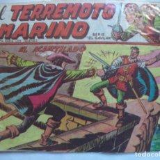 Tebeos: EL TERREMOTO MARINO Nº 32. Lote 146502722