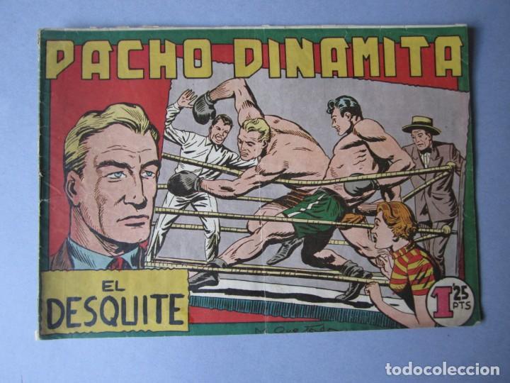 PACHO DINAMITA (1951, MAGA) 20 · 17-IX-1952 · EL DESQUITE (Tebeos y Comics - Maga - Pacho Dinamita)