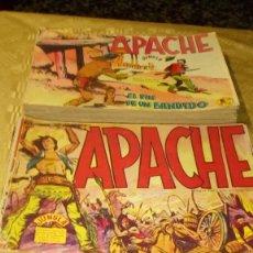 Tebeos: -----------APACHE 1º SERIE--COMPLETA-ORIGINAL--. Lote 146673190
