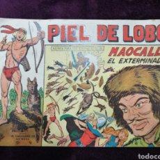 Tebeos: PIEL DE LOBO 51 ORIGINAL MAGA 1960. Lote 147247608