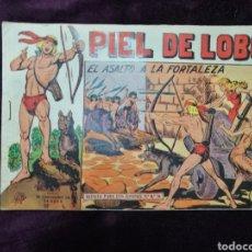 Tebeos: PIEL DE LOBO 52 ORIGINAL MAGA 1960. Lote 147247978