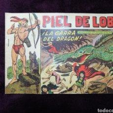 Tebeos: PIEL DE LOBO 54 ORIGINAL MAGA 1960. Lote 147248116