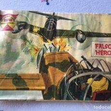 Tebeos: FALSO HEROE. Lote 147312442