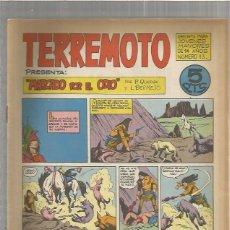 Tebeos: TERREMOTO ORIGINAL Nº 13. Lote 147510790